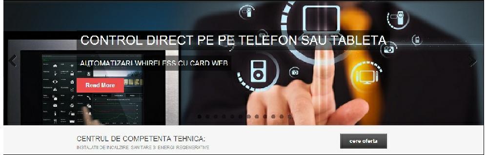 CONTROLUL DE PE TELEFON 001