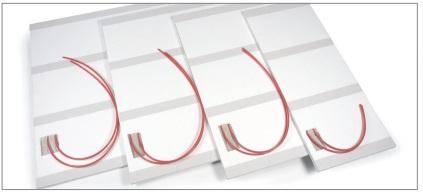 Sistem de încălzire răcire prin radiaţie de tavan în metodă de construcţie uscată
