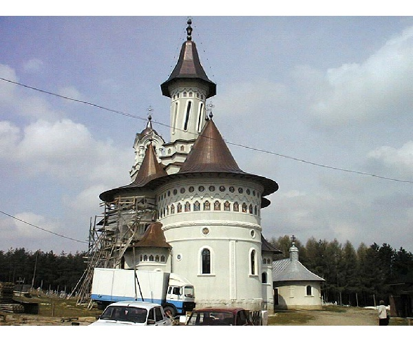 Biserica Tisa Silvestri Bacau