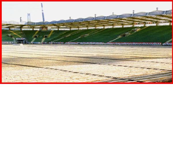 STADIONUL BAY ARENA - LEVERKUSEN