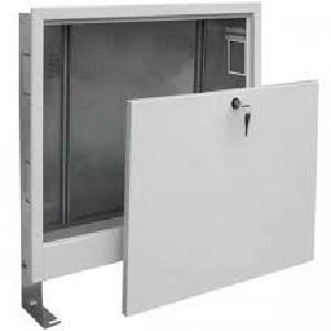 Dulap pentru distribuitor - montaj in perete UP 110 Rehau