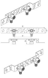 Unitate de montare pentru instalare îngropată RAUTITAN RX