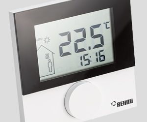 Termostat Rehau de control al temperaturii in incapere