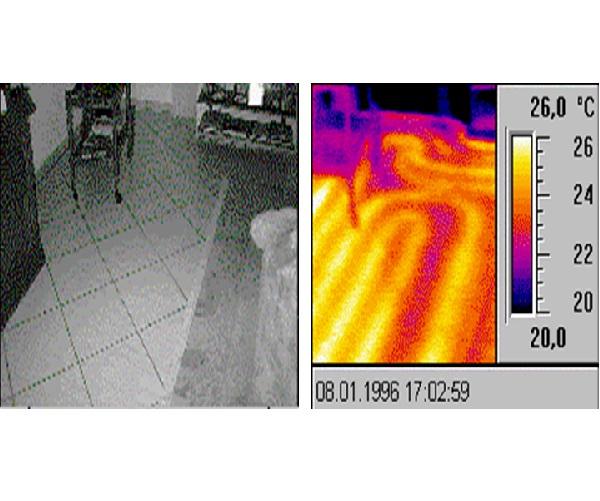 distributia caldurii la sistemele de incalzire in pardoseala REHAU 2
